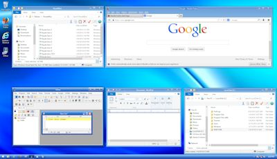 Windows Royale Blue Theme for Windows 8 and Windows 8.1